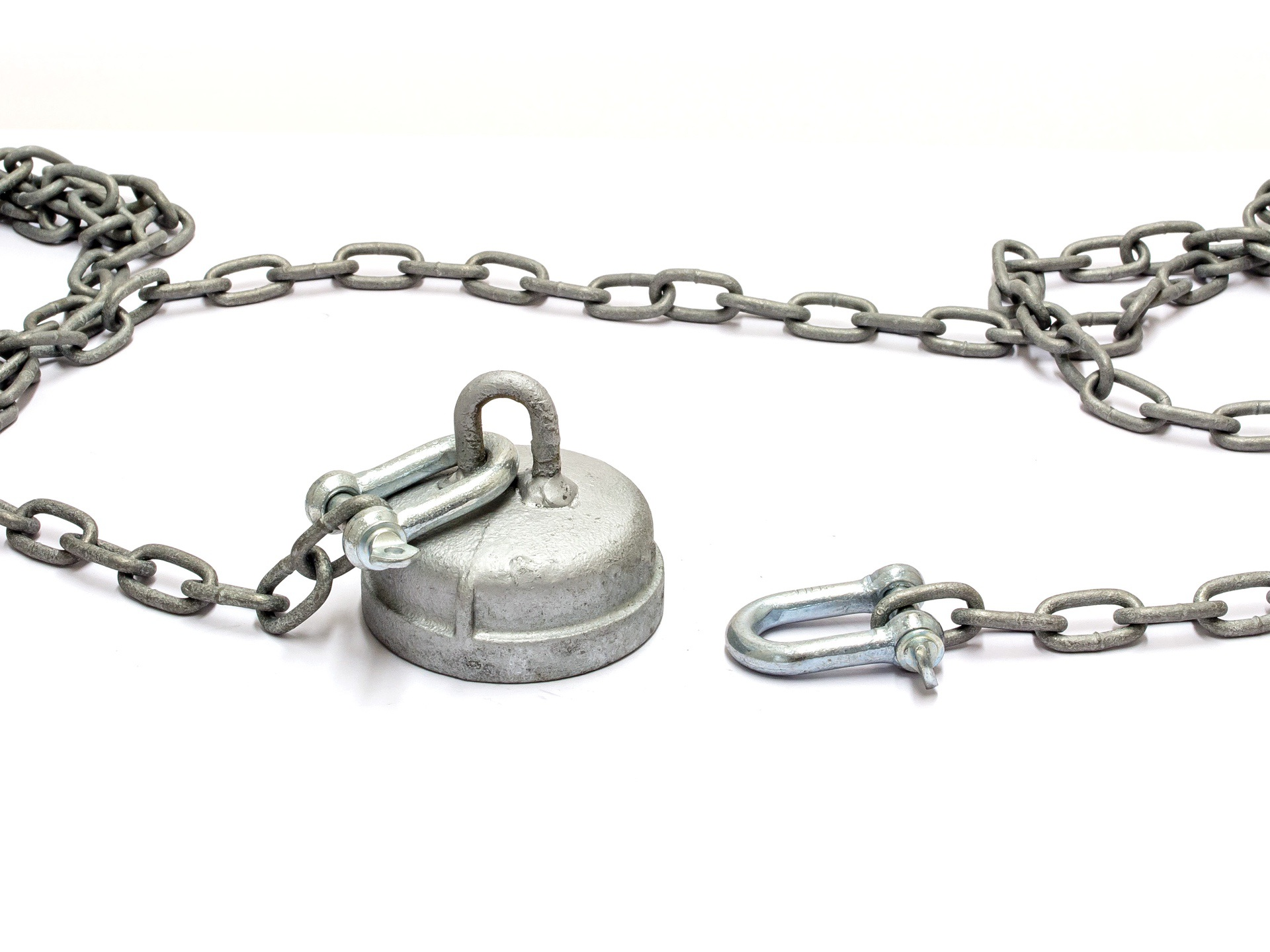 Fertigator low tow chain