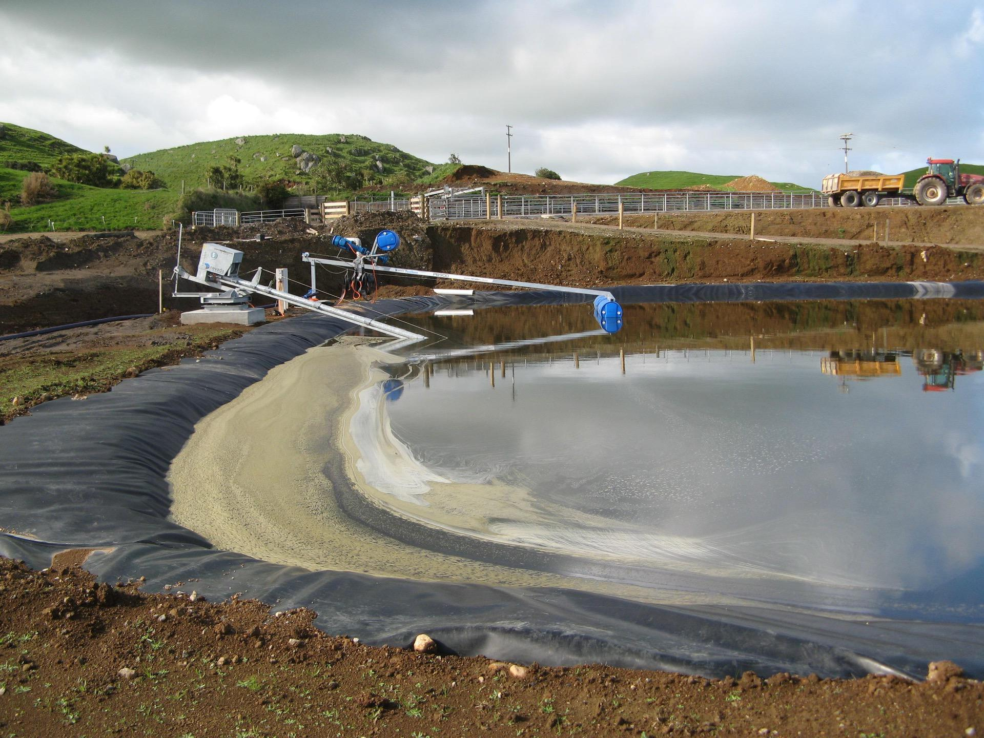 Effluent managements systems