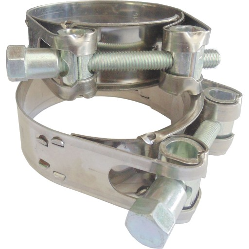 Heavy Duty Stainless Steel Hose Clamps