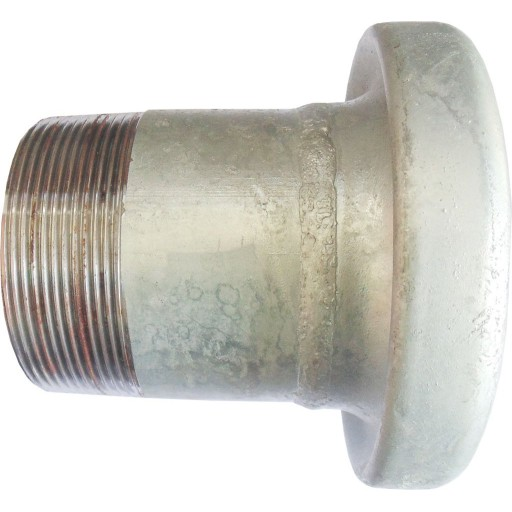 Bauer Type Pressure Coupling: Female threaded