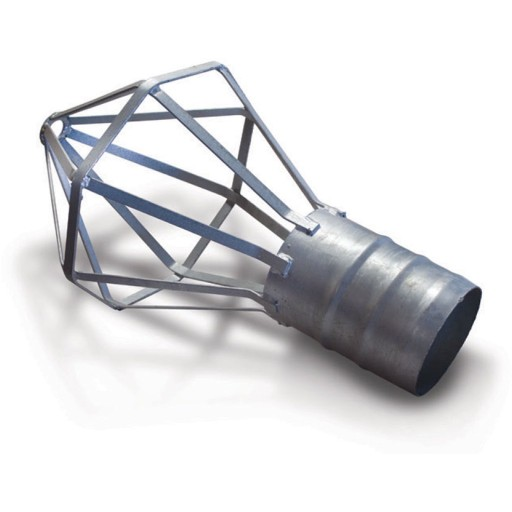 Galvanised Suction Basket